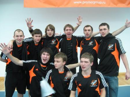 Команда ГагариННс натурнире Лорд Новгород 2008 (ОД, 10/23)