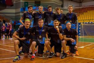Команда Salaspils WT натурнире Winter Brest 2014 (ОД, 1/12)