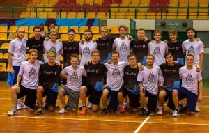 Команда x3 натурнире Winter Brest 2014 (ОД, 2/12)
