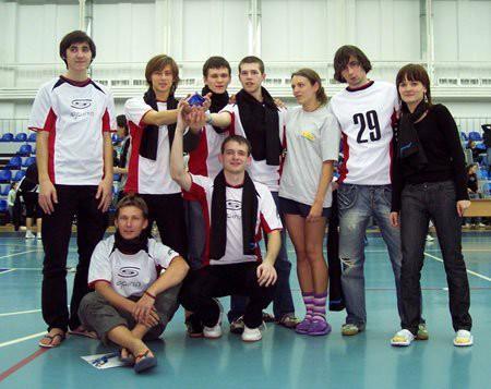 Команда Спинин натурнире Лорд Новгород 2008 (ОД, 14/23)