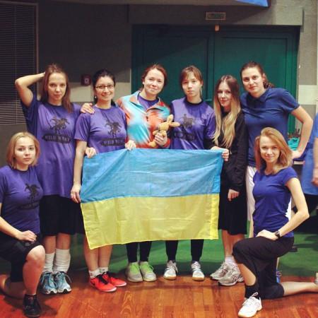 Команда WWW натурнире Winter Brest 2014 (ЖД, 7/8)