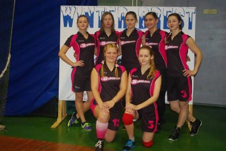 Команда Bubblicious натурнире Winter Brest 2014 (ЖД, 4/8)
