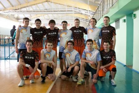 Команда Жара натурнире Конституционный слет 2012 (ОД, 18/21)