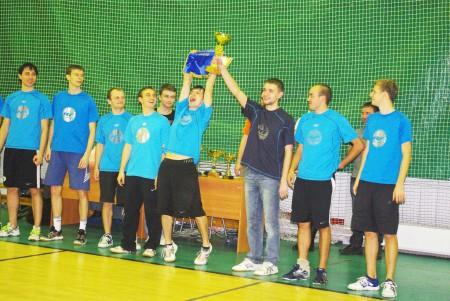Команда РеалФайв натурнире Конституционный слет 2011 (1 дивизион, 1/12)