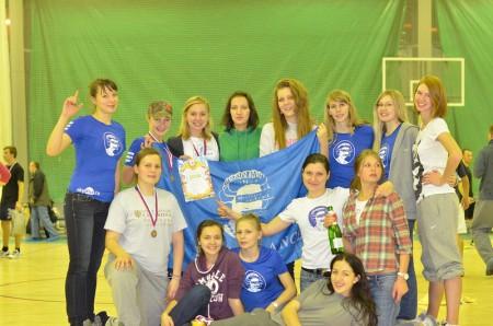 Команда Бриллианс натурнире Конституционный слет 2011 (ЖД, 3/9)