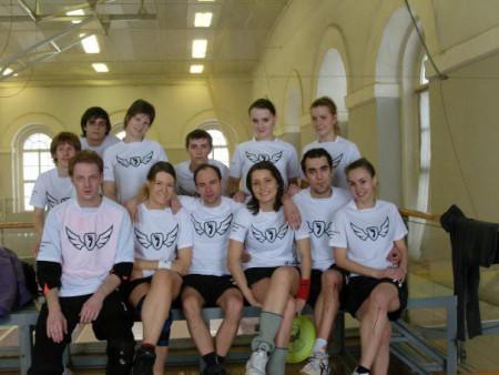 Команда Флаинг Степс Вилабаджо натурнире Лорд Новгород 2008 (ОД, 23/23)