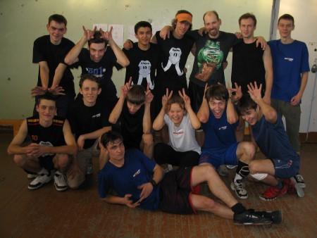 Команда Бивни натурнире Конституционный слет 2004 (ОД, 9/12)