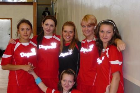Команда Догма натурнире Лорд Новгород 2008 (ЖД, 4/10)