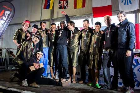 Команда SeXXXpensive натурнире Paganello 2012 (ОД, 2/27)