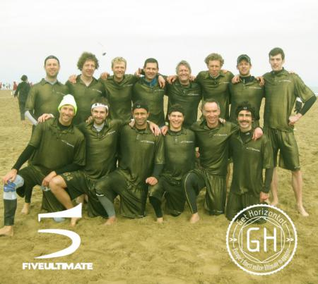 Команда SeXXXpensive натурнире Paganello 2013 (ОД, 2/48)
