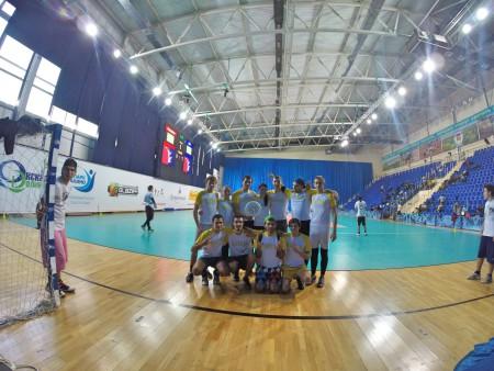 Команда Лигры натурнире Запуск 2014 (Open 2, 11/18)