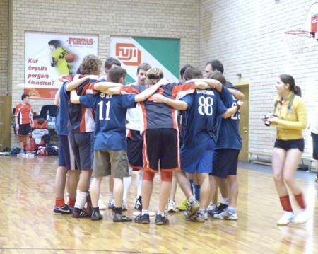 Команда ТИММИ натурнире UltiFreeze 2007 (ОД, 15/20)