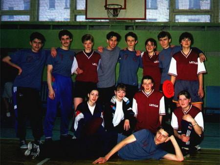 Команда В. Новгород натурнире Господин Великий Новгород 1999 (ОД, 11/12)