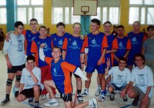 Команда ЮПитер натурнире Лорд Новгород 2002 (ОД, 1/13)