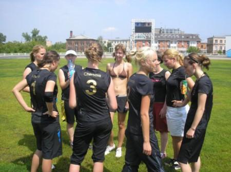 Команда Ре:Диски натурнире Экстаз 2008 (ОД, 8/8)