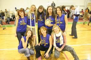 Команда Молодые натурнире Rigas Rudens 2006 (ЖД, 2/8)