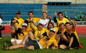 Команда Сокол натурнире Экстаз 2011 (ОД, 1/10)