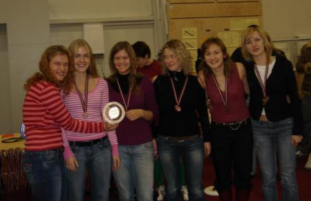 Команда Догма натурнире Rigas Rudens 2006 (ЖД, 3/8)
