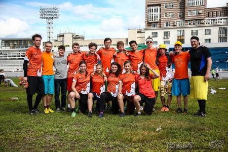 Команда Бивни натурнире Экстаз 2014 (ОД, 6/7)