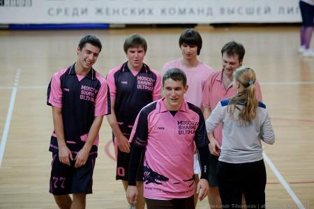 Команда Москоу Шаркс натурнире Запуск 2011 (Open-2, 4/16)