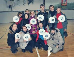 Команда Дружина натурнире Запуск 2011 (Open-2, 14/16)