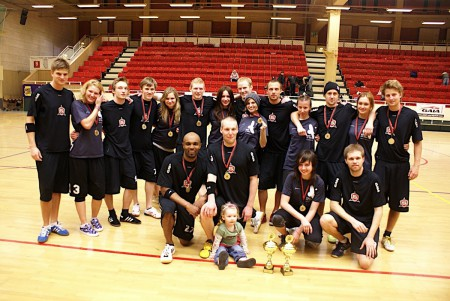 Команда Skogshyddan натурнире Winter Trophy 2009 (ОД, 1/32)