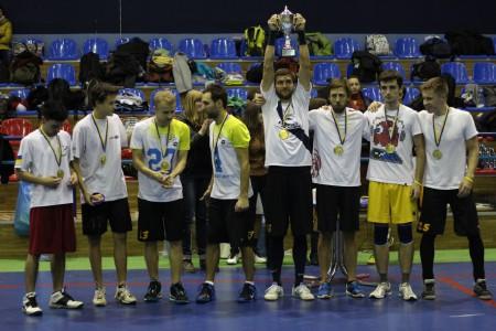 Команда Пикап натурнире Lubart Ultimate Cup 2013 (ОД, 1/10)
