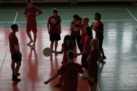 Команда Дружина натурнире Весеннее обострение 2011 (ОД, 13/16)
