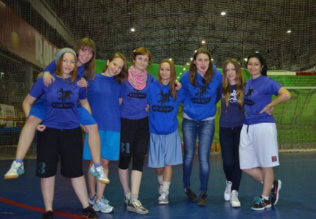 Команда WWW на турнире Lubart Ultimate Cup 2013 (ЖД, 4/4)
