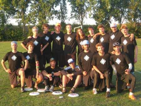 Команда Cambo Cakes NL натурнире XEUCF 2009 (ОД, 29/38)