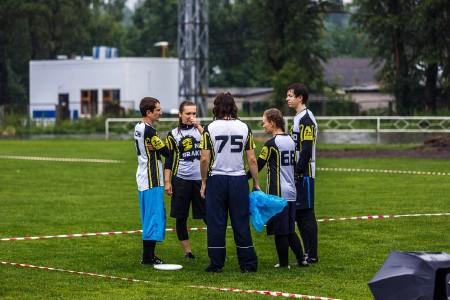 Команда No Break натурнире Кубок Золотого кольца (22.06) 2014 (ОД, 5/8)