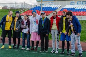 Команда Шершни натурнире Yaroslavl Hat 2012 (Микс дивизион, 1/10)