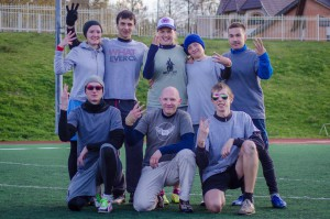 Команда Команда А натурнире Yaroslavl Hat 2012 (Микс дивизион, 3/10)