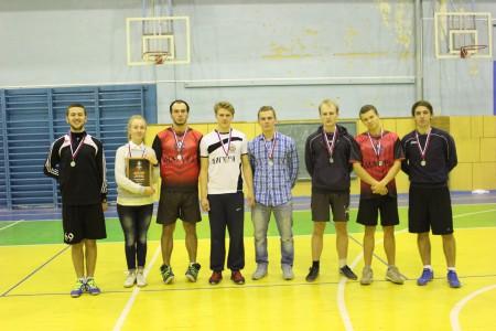 Команда Магура натурнире V Кубок ВоГУ 2014 (ОД, 2/8)