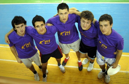 Команда К175 натурнире Конституционный слет 2009 (Второй дивизион, 9/9)