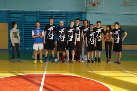 Команда Молоко натурнире IV Кубок ВГПУ 2014 (ОД, 4/8)