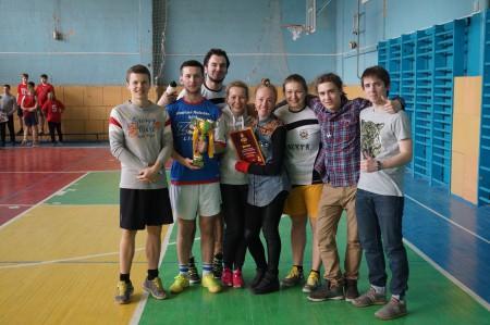 Команда Магура натурнире IV Кубок ВГПУ 2014 (ОД, 5/8)
