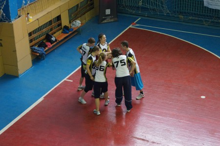 Команда Ноу Брейк натурнире IV Кубок ВГПУ 2014 (ОД, 7/8)