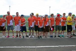Команда Бивни натурнире 1 этап МЧР 2014 (Микс дивизион, 3/12)