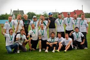 Команда x3 натурнире Брест без границ 2011 (ОД, 3/13)