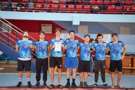 Команда FinUltimate натурнире BEST 2020 (ОД, 3/8)