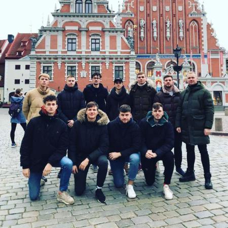 Команда Shooting Stars натурнире Rigas Rudens 2019 (ОД, 24/24)
