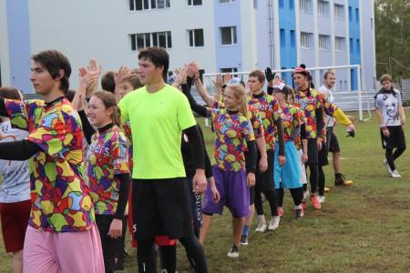 Команда Loosers натурнире Позитрон 2013 (Микс дивизион, 1/8)