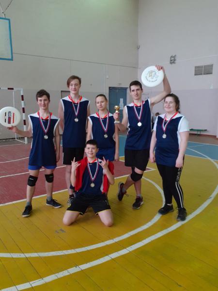 Команда СОШ N°3 натурнире ФЛИК 2020 (ОД, 2/4)