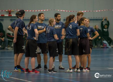 Команда Styrian Hawks натурнире EUICC 2020 (МД, 7/16)