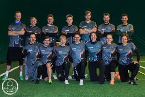 Команда Bivni натурнире Warsaw Delight 2015 (Микс дивизион, 6/8)