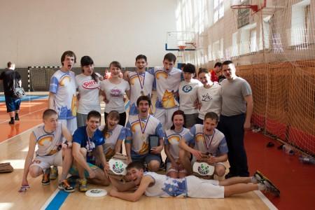 Команда Йошкин кэтс натурнире Оттепель 2013 (ОД, 2/9)