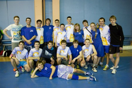 Команда 3F натурнире Точка Отсчета 2012 (Дивизион PRO, 6/12)