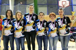 Команда Элвис Пресли натурнире Женская лига | IRONSIX | финал (Первая Лига, 1/8)