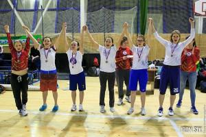 Команда Бри Вайт натурнире Женская лига | IRONSIX | финал (Первая Лига, 3/8)